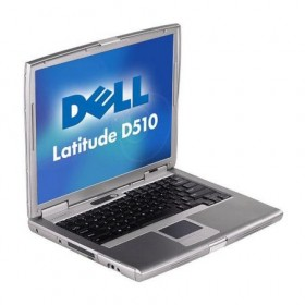 Dell Latitude D510 Notebook