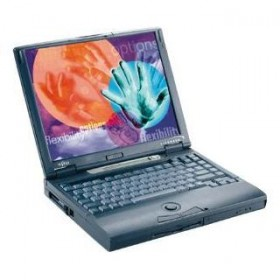 Fujitsu Lifebook 500 Series Notebook