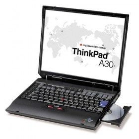 IBM ThinkPad A30 Notebook