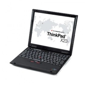 IBM ThinkPad X23