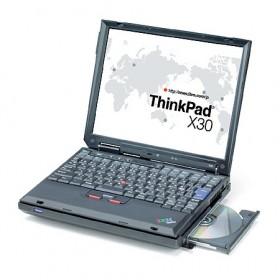 IBM ThinkPad X30