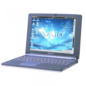 SONY VAIO PCG-505G Laptop