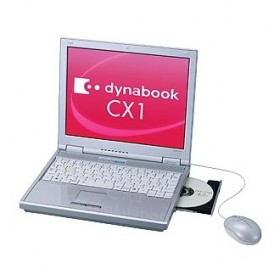 Toshiba Dynabook CX1 Laptop