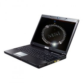 Notebook MSI M677 Crystal Collection