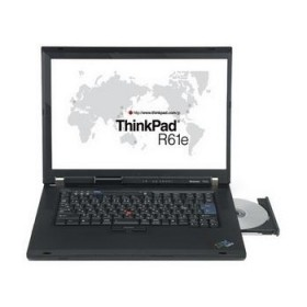 Notebook Lenovo Thinkpad R61e