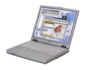 SHARP PC-AR50 Notebook