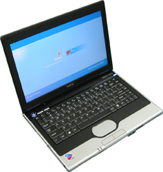 NEC Versa S940 Notebook Specifications