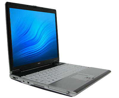 NEC Versa S820 Notebook Specifications