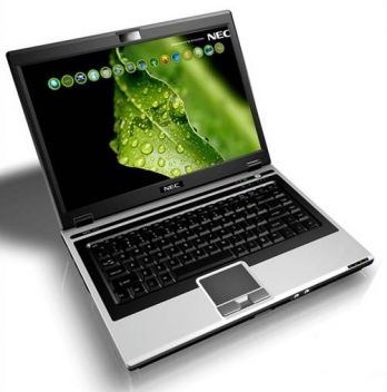NEC Versa S970 Notebook Specifications