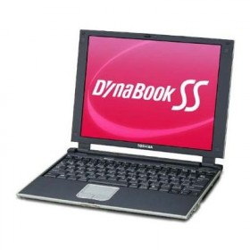 Toshiba DynaBook SS 2000