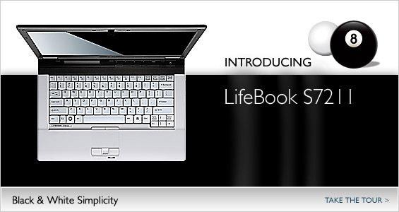 Fujitsu s7211 Notebook