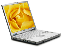 SHARP PC-AR50 Notebook Specifications