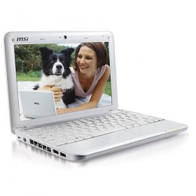 MSI U100 Plus Netbook