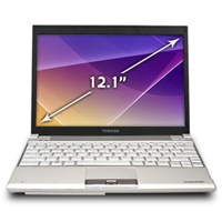 Toshiba Portege R500-S5007V Notebook Tech Specifications