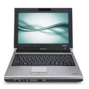 Toshiba Portege M750-S7201 Notebook Tech Specifications