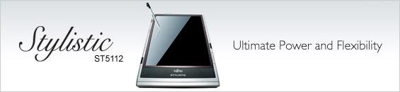 Fujitsu Stylistic ST5112 Notebook Specifications