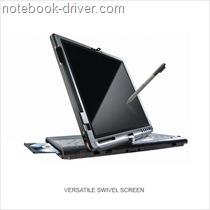 Fujitsu LifeBook T4215 Notebook Drivers for Windows Vista