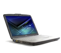 Acer Aspire 4520 Notebook Technical Specifications