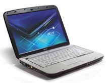 Acer Aspire 4710 Series Notebook Technical Specifications