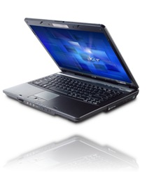Acer TravelMate 5520 Notebook Technical Specifications