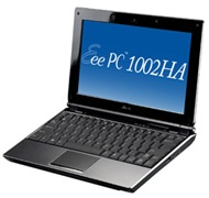 Netbook Asus Eee PC 1002HA