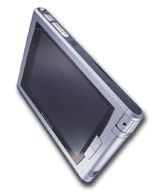 ECS EZ-Tablet EZ30 Notebook Windows 2000, driver XP