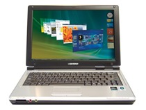 Everex Stepnote ST5340T Notebook Windows XP, Vista Treiber