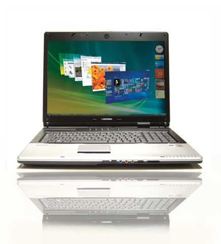 Everex StepNote XT5300T Notebook Windows Vista Drivers | Notebook Drivers
