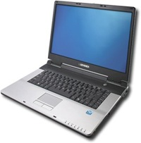 Everex StepNote NC1503 Notebook Windows XP, Vista Drivers