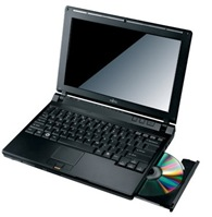 Fujitsu LifeBook P7230 Notebook Technical Specifications