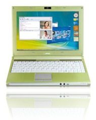 MSI VR220 YA Edition Notebook