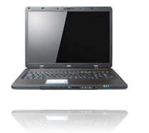 NEC Versa P9110 Notebook Windows XP, Pemacu Vista