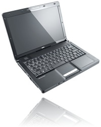NEC Versa S9100 Notebook Technical Specifications