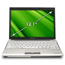 Toshiba Portege R500-S5006V Notebook Tech Specifications