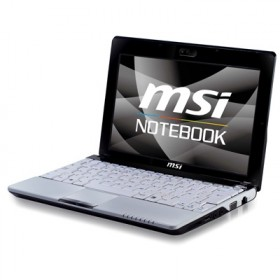 MSI U120H Netbook