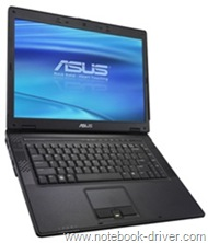 ASUS B50A Business Notebook Technical Specifications