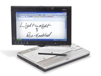 Fujitsu Lifebook P1630 Tablet PC Technical Specifications