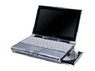 Fujitsu Lifebook P5020 Notebook Technical Specifications