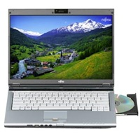 Fujitsu LifeBook S6520 Notebook Windows Vista Drivers