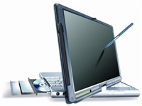 Fujitsu LifeBook T4020/T4020D Tablet PC Technical Specifications