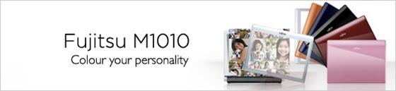 Fujitsu m1010 Notebook