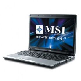 MSI EX630 Notebook