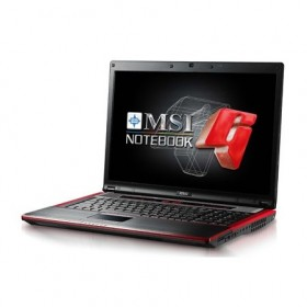 MSI GT725 Gaming Notebook