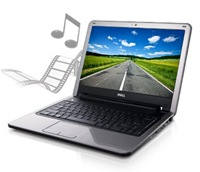 Dell Inspiron Mini 12 Netbook Tech Specifications