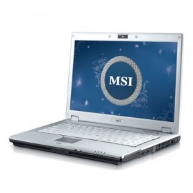 Notebook MSI PR400 Crystal Collection