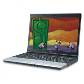 MSI Notebook VR430