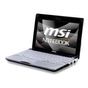 MSI U123T Netbook