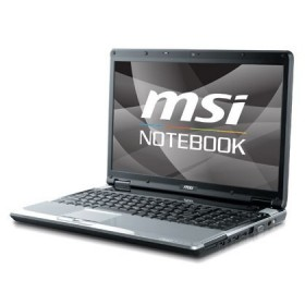 MSI EX625ノートブック