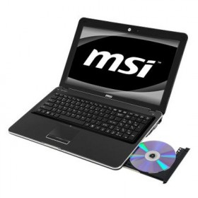 MSI Notebook X620