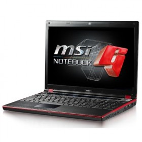 MSI Notebook GT628